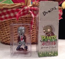 Plants Vs Zombies Action Figure Original Zombie PopCap Games Xbox Pc PS3/PS4