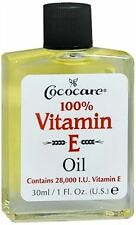 Cococare 100% Vitamin E Oil, 1 oz