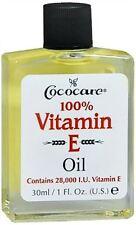 Cococare 100% Vitamin E Oil, 1 oz
