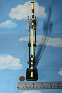 DID DRAGON IN DREAMS 1/6 Japanese Samurai Bow & Arrows with a Stand  CB60287