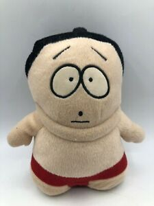 Official South Park Eric Cartman 2007 Comedy Central Sumo Plush Soft Stuffed Toy