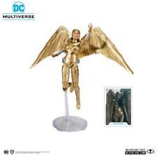 "McFarlane Toys - DC Multiverse 7"" AF W - Wonder Woman Gold Version  Figure"