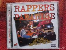 CD VARIOUS - RAPPERS PARADISE - MCA EUROPE VG+