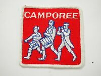 Boy Scouts America BSA Camporee Cloth Patch