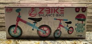 Zycom ZBike Toddlers Balance Bike and Helmet Combo  Ages 18–36 Months NEW