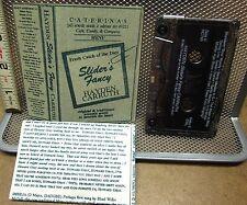 HAYDEN CARRUTH Slider's Fancy cassette tape Michigan folk songs 1993