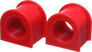 Energy Suspension Sway Bar Bushings Rear Red for Polaris RZR 800/S (70.7004R)