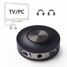 Avantree aptX LOW LATENCY Bluetooth 4.2 Transmitter for TV PC (3.5mm, RCA, Compu