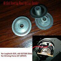 60 Slot Steering Wheel Optical Encoder Pour Logitech G25 G27/Driving Force DFGT