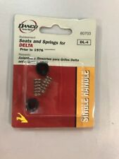 Danco Brand   DL-4 Seats and Springs for Delta Faucets New Stock Number 80703