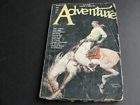 ADVENTURE PULP, Published by Ridgway Company, New York--March 18th,1921 Magazine