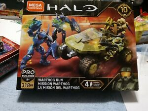MEGA Construx Halo Warthog Run Construction Set - GFT55