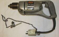 """Vintage Skil 3/8"""" Drill Model 260 Runs nice! 750 RPM U.S.A. LQQK!"""