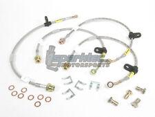 Goodridge G-Stop Stainless Steel Brake Line Kit 99-00 Honda Civic Si 1.6L B16A2