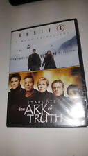 * NEW DVD  * DOUBLE - X-FILES + STARGATE THE ARK OF TRUTH * Sca