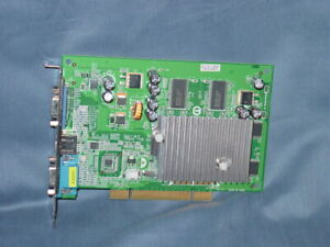 PNY GeForce FX5200 DDR 256MB PCI VIDEO CARD VCGFX522PPB