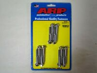 ARP 430-2001 Intake Manifold Bolt Set; Polished Stainless Steel for Chevy LS