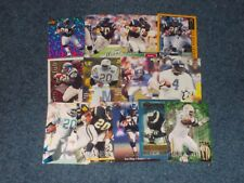 NATRON MEANS 13 CARD LOT SAN DIEGO CHARGERS