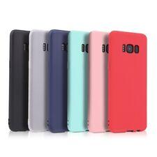 Funda Carcasa Case Silicona Compatible Con Samsung Galaxy S8 S9 S10 S10E Plus