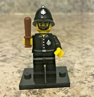 Genuine LEGO Minifigure - Constable - Complete - Series 11 - col177