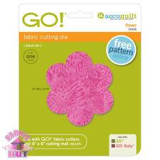Accuquilt GO! Fabric Cutter Die Flower Quilt Sew 55446
