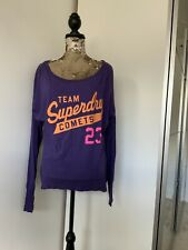 Womens Superdry Jumper Top | Size Small | Superb Condition