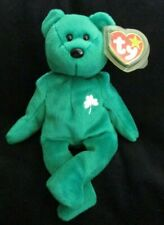 Ty Beanie Baby Erin the Bear  DOB March 17, 1997 MWMT