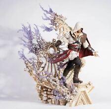 "Assassin's Creed II Animus Ezio Legendary Statue Figure Figurine LED 27.5"" UBI"