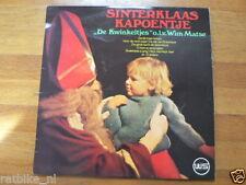 LP RECORD VINYL SINTERKLAAS KAPOENTJE DE KWINKELTJES WIM MATSE