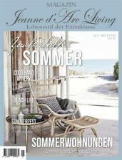 Jeanne d´Arc Living Zeitschrift Nr.5 2020 Brocante JDL Vintage Magazin Deutsch