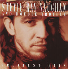 Stevie Ray Vaughan And Double Trouble - Greatest Hits (CD, 1995 Epic EK 66217)