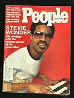 PEOPLE Magazine - Oct 25 1976 - STEVIE WONDER / Daniel Ellsberg / Sex Survey