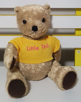 PLAY SCHOOL LITTLE TED TEDDY BEAR PLUSH TOY! SOFT TOY ABOUT 28CM