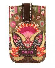Oilily Cas De Téléphone Portable Winter Ovation Smartphone Pull Case Coffee