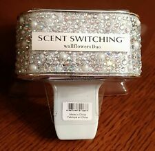 Bath And Body Works Pearl&Gem Scent Switching Duo Wallflowers Plug-In Diffuser