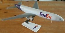 """FEDEX EXPRESS DC-10 AIRPLANE Model 8"""" airplane aircraft model - missing piece"""