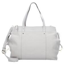 Liebeskind Pebble Handbag Handle Bag Ladies Leather 43 Cm (string Grey)