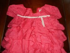 "Toddler Girl ""Mini Boden"" Silk Dress Size 3-4 Year ""New/No Tags. Perfectly Cute"