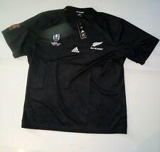 New Zealand All Black's 2019 home Rugby jersey shirt. XXXL MEN'S. 3XL World Cup