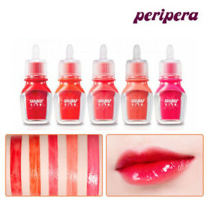 [PERIPERA] Sugar Glow Tint Glossy Lip Tint lip Stain 3g KOREA NEW