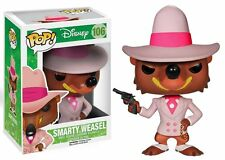 FUNKO POP DISNEY WHO FRAMED ROGER RABBIT #106 SMARTY WEASEL~RARE VINYL~FAST POST
