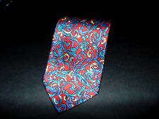 HENRY a la PENSEE Tie ~ 100% Silk ~ Made in France