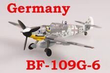 Easy Model 1/72 Germany BF-109G-6 JG51 Yugoslavia 1943 Plastic Fighter #37260