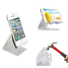 Universal Folding Aluminum Tablet Mount Holder Stand For iPad iPhone Samsung NW