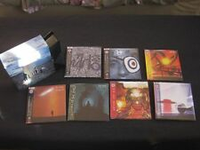 """THE WHO, CD Mini LP PROMO BOX """"Who's Next"""" + 7 Mini LPs (14 CDs) !!!, unique !!!"""