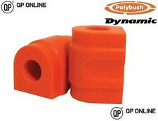 POLYBUSH DYNAMIC ORANGE REAR ANTI ROLL BAR BUSHES DISCOVERY 3/4 RGX500060PY