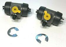 Classic Mini New Rear Wheel Brake Cylinder Set 5/8 Bore (.625 or 15.9mm)