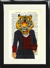 Animal Print Art Vintage/Retro Wall Hangings