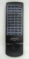 Kenwood RC-F4 Original Tested Audio System Remote Control For UD-403, RXD-F4