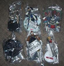 Spawn 3D Animation From Japan 6 figure Collection Lot Rare HTF